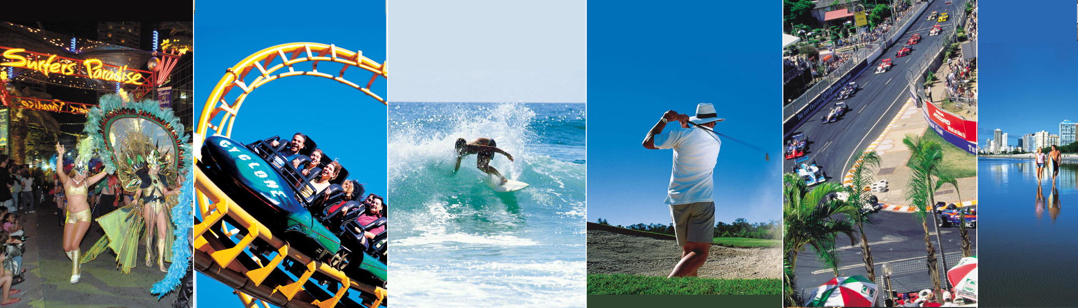 Surfers Paradise Tours & Attractions